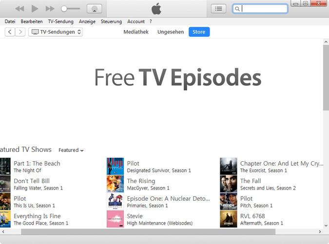 Wie download Sie kostenlose Filme mit iTunes